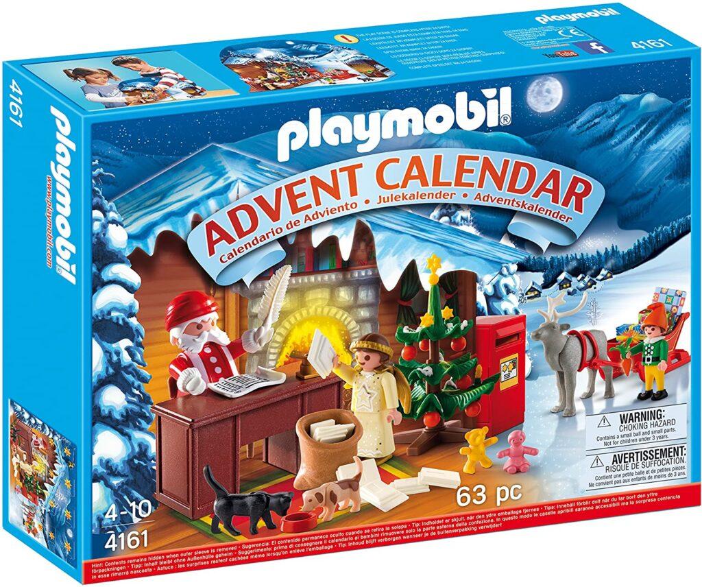 Playmobil Weihnachtspostamt