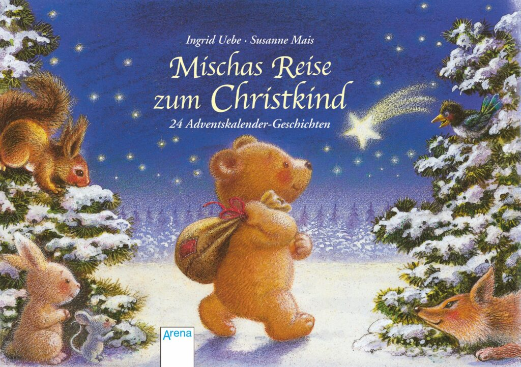 Mischas Reise zum Christkind Adventskalender