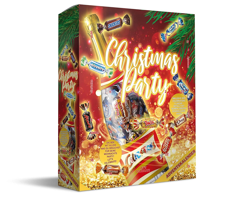 "Party-Adventskalender ""Celebration-Bottle"", 1125g"